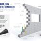 Alvenaria com blocos de concreto